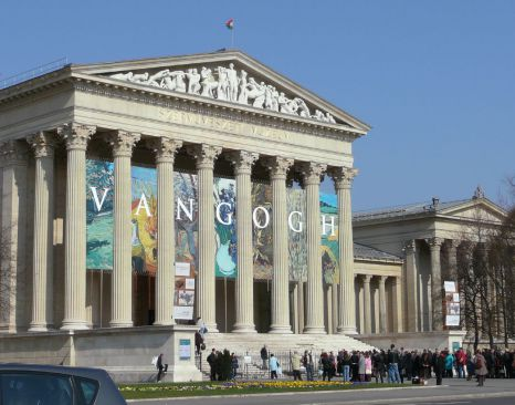 Museum of Fine Arts in Budapest