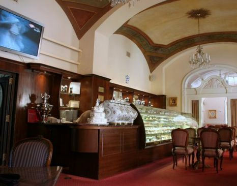 Flower Cake Shop of Szeged